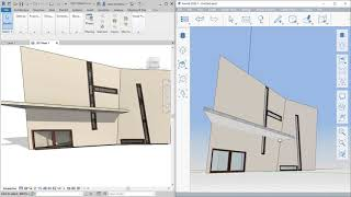 Revit 2022: 3D Sketch and Send to Revit with FormIt Pro