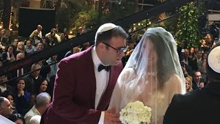 אז מה היה בחתונה של אורן חזן? - בלעדי!