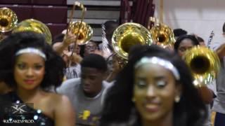 prairie view a university marching band push it 2016