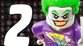 Все Персонажи - LEGO Batman 3: Beyond Gotham - Часть 2(Более детальные показы: http://bit.ly/CharactersLB3 Кьюбс смотрит всех Персонажей, которые доступны в игре на данный..., 2014-12-25T13:00:09.000Z)