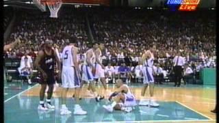 Video 1996 Olympics Men's Basketball Final, USA vs Yugoslavia [2 of 2] download MP3, 3GP, MP4, WEBM, AVI, FLV Agustus 2018