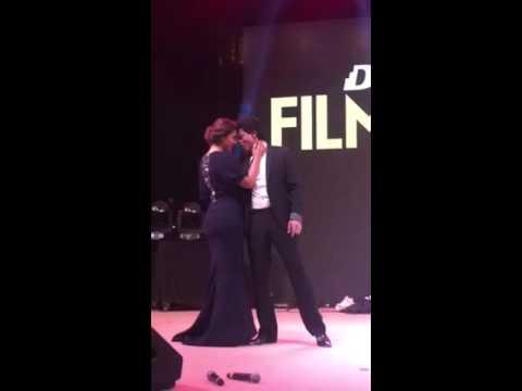 Shahrukh & kajol dance on Gerua