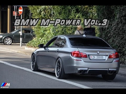 Bmw M5 E39 >> BMW M-Power Vol.3 - (M3 F80, M5 E39, M3 E92, M4 & M5 F10, M6) - YouTube