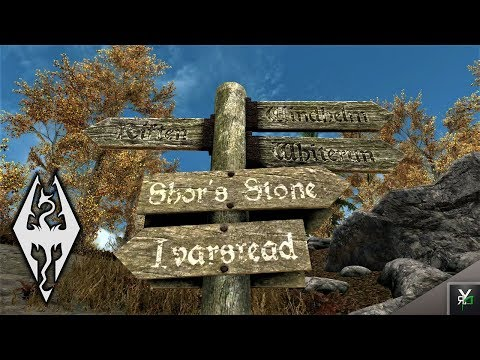POINT THE WAY: Quality of Life Mod!!- Xbox Modded Skyrim Mod Showcase
