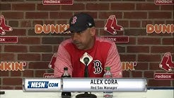 Alex Cora On Chris Sale's Strong Performance In Red Sox's Win Vs. Blue Jays