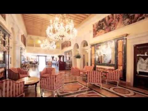 Notte Roma Boscolo Exedra Roma 5 Star Luxury Hotel Rome Youtube