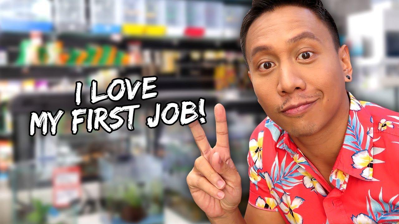 Download My First Job -  Sept. 25, 2021 | Vlog #1341