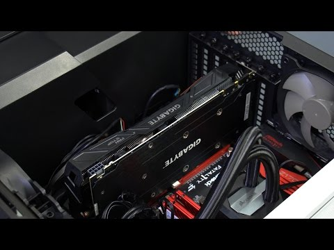 $1300 Gaming PC - Intel i5-6600K / GTX 1070 / Corsair Carbide 400C