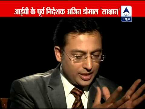 Former IB chief Ajit Dobhal speaks exclusively to ABP News