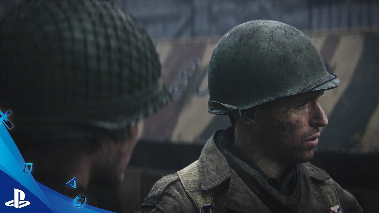 Call Of Duty: WWII -  Tráiler del MODO CAMPAÑA en español