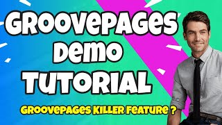 Groovepages Demo - Groovepages Demo Tutorial - What is Groovepages Killer Features Walkthrough