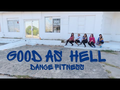 GOOD AS HELL - Lizzo Feat. Ariana Grande  | DANCE FITNESS