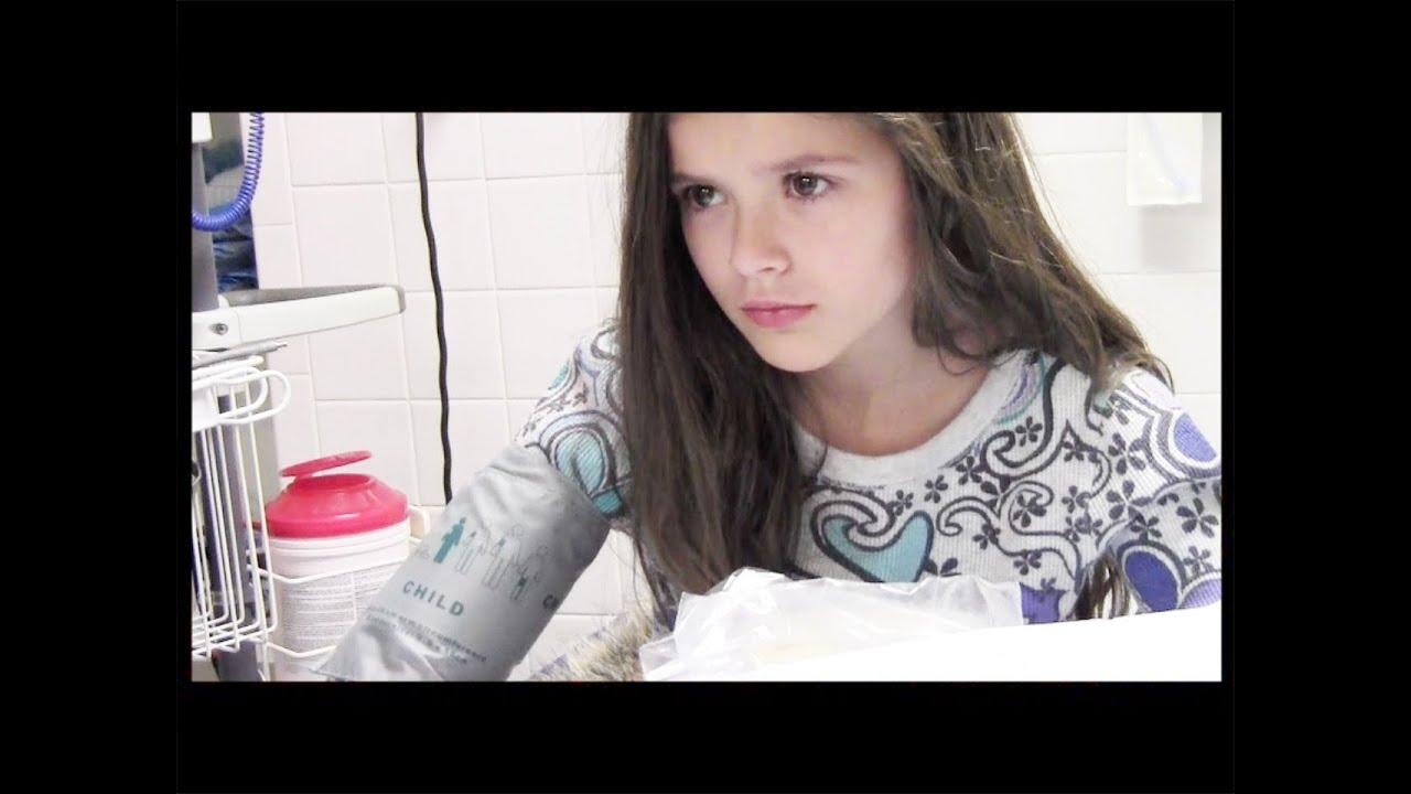 EMMA IN THE HOSPITAL EMERGENCY ROOM  KITTIESMAMA  YouTube