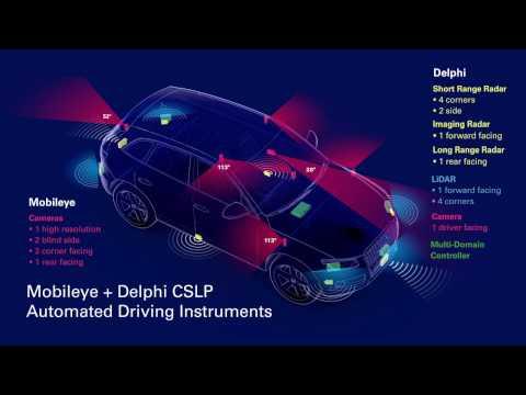 Delphi and Mobileye CSLP