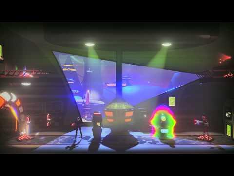 Headlander Official Announce Trailer   Adult Swim Games (HD)