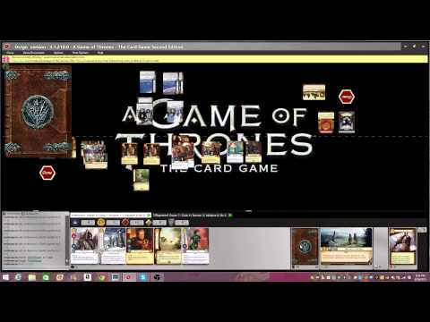 Game Of Thrones LCG 2.0 OCTGN League Round 3