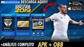 DESCARGA AQUI!! NUEVO DREAM LEAGUE SOCCER 2019/BETA PARA ANDROID/iOS  (APK + OBB)