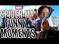 Spider man PS4 Funny Moments! - Fisk/Trump Tower, FBI entrance meme, Spider man 3 Dance