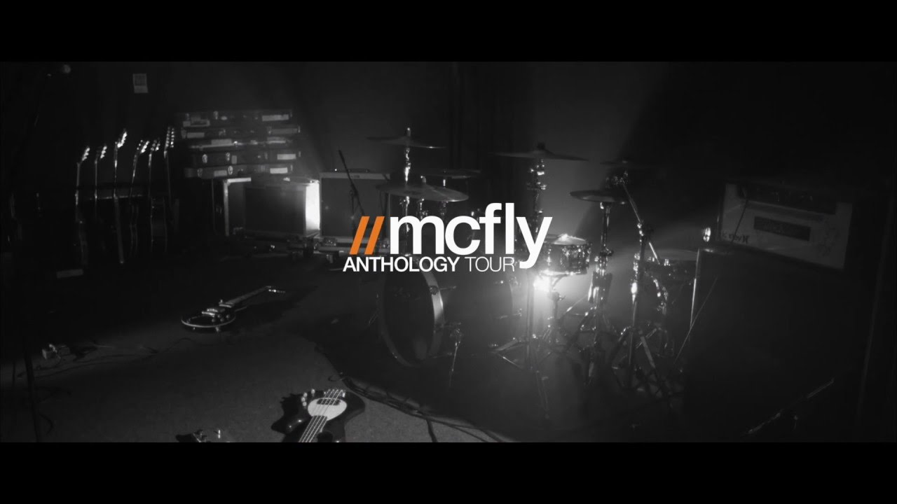 McFly are back and they've announced a new Anthology tour
