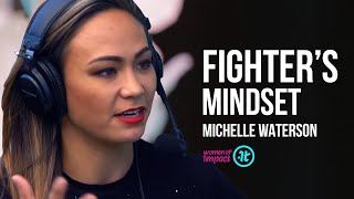 How to Develop a Stronger Identity | Michelle Waterson on Women of Impact