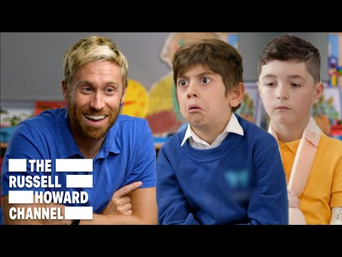 Kids Explain How to Be an Adult | Playground Politics | The Russell Howard Hour
