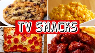 Gambar cover 6 Snacks For Binge-Watching TV