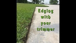 Trimmer Edging