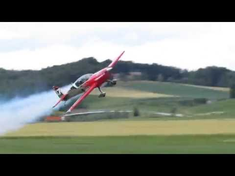 Extra 330LX-Peter Podlunšek Aeroklub Cerkvenjak