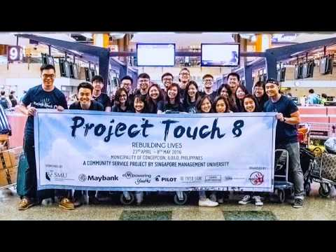 SMU Project Touch (An eMpowering Youths Project)