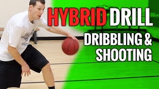 Killer CROSS Shooting Drills For Basketball | You Can Do This By Yourself