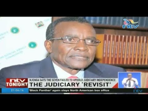 Lawyer wants parliament to remove CJ Maraga from office
