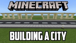 Minecraft: Building a city with YOU! Season 2 LIVE! COME JOIN! (Xbox/PE/Switch/Bedrock/Windows 10)