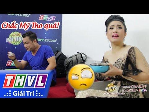 THVL | Cặp đôi hài hước: Kiều Oanh nổ, Lý Hùng kể xấu Việt Hương trong hậu trường
