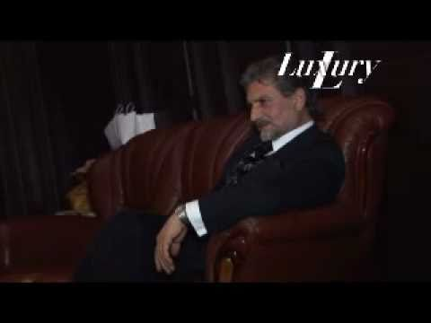 Vigen Chaldranian & Luxury Magazine