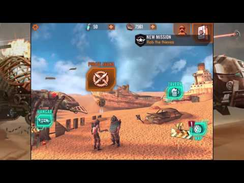 """WHAT JUST HAPPENED THERE?!?""  Sandstorm Pirate Wars 1080p HD gameplay walkthrough"