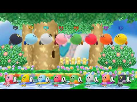 The Kirby Dance