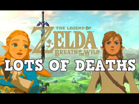 The Many Ways to Die in Breath of the Wild
