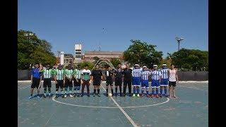 A puro corazón, el fútbol para ciegos de Corrientes se afianza a nivel nacional