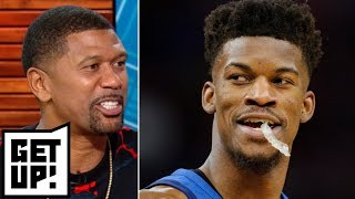 Jalen: Jimmy Butler will get booed by Timberwolves fans | Get Up!