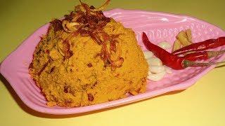 টাকি মাছের ভর্তা ।। Taki Mach Vorta ।। Bangla Taki Mach Vorta Recipe ।। Bhorta