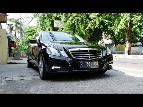 Mercedes Benz E 250 Avantgarde 2010