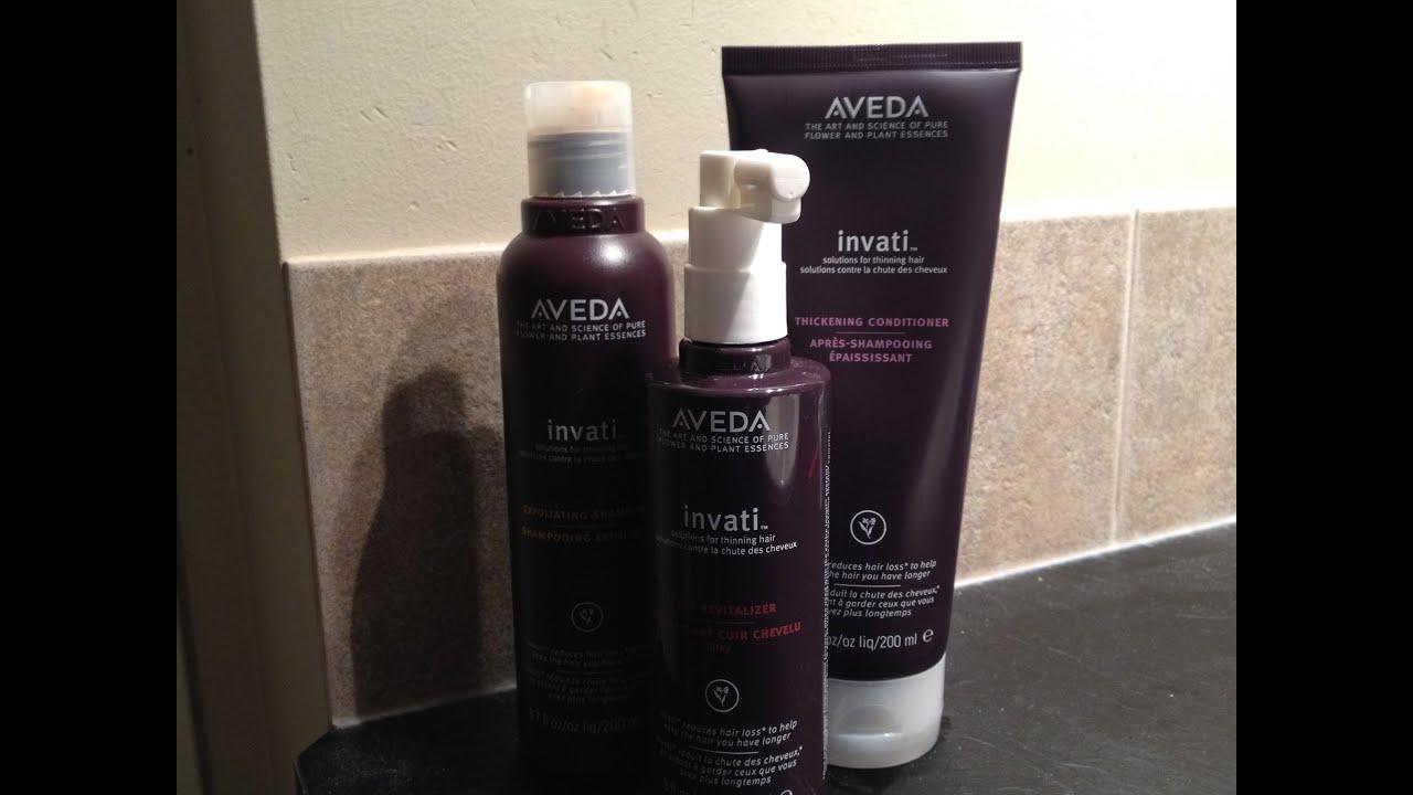 Is Aveda Invati Worth The Money Thinning Fine Hair