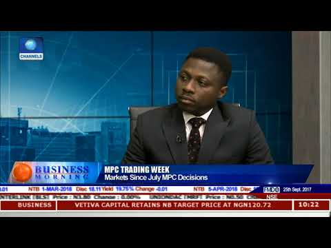 Analyst Predicts 'No Rate Cut' At September MPC Meeting Pt.1 |Business Morning|