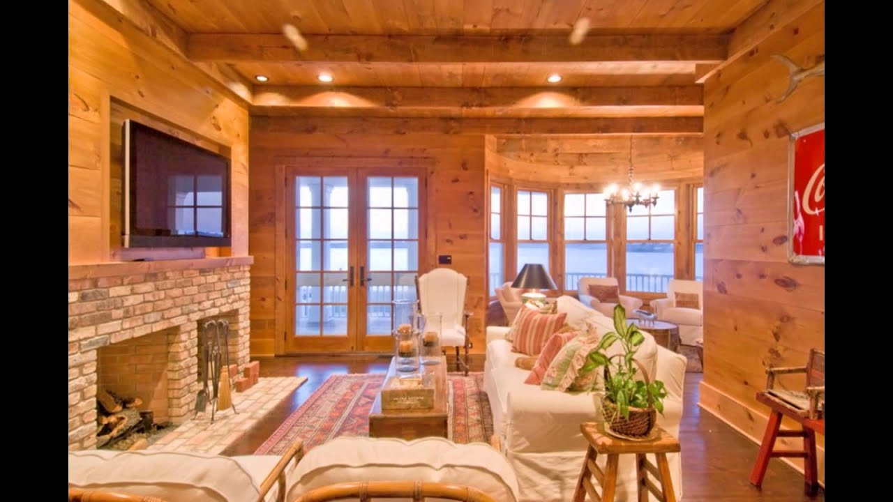Homey and Comfortable Rustic Family Room for Fresh Ideas