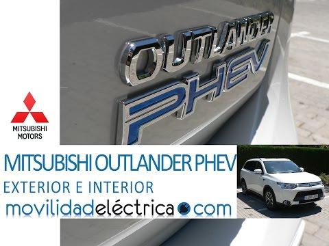 Mitsubishi outlander phev conducci n doovi for Kia soul hdmotori