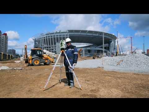май 2017 Ход реконструкции Центрального стадиона в Екатеринбурге