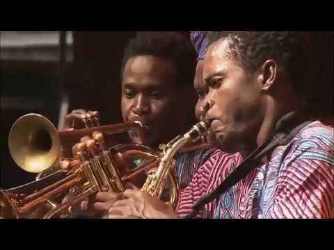 Gangbé Brass Band  - Live@tempo latino 2018
