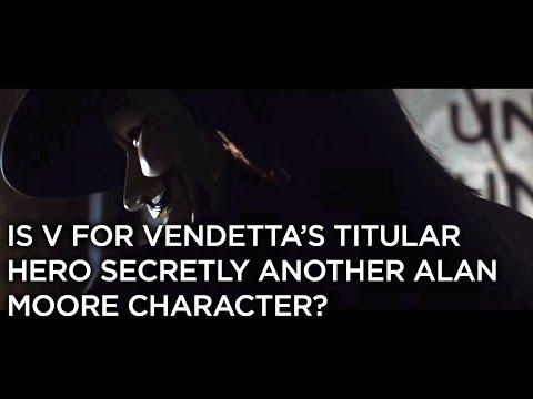 Is V For Vendetta's Hero Secretly Rorschach?