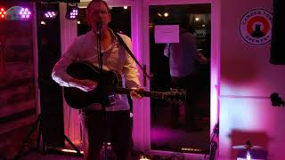 DrewJam original song- 'Friends with a fool' live