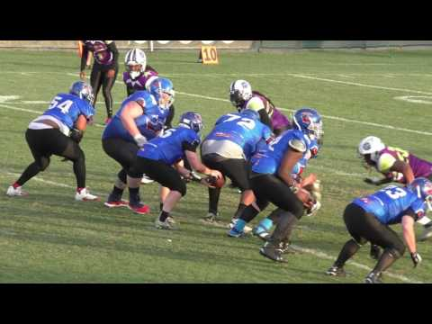 Southern Lakes Blue Devils vs Kings Comets - Semi-Pro Football National Championship - 1/15/2017
